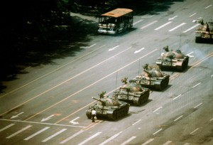 Tank Man By Stuart Franklin