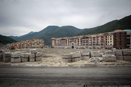 Sochi Abandoned by Alexander Belenkiy