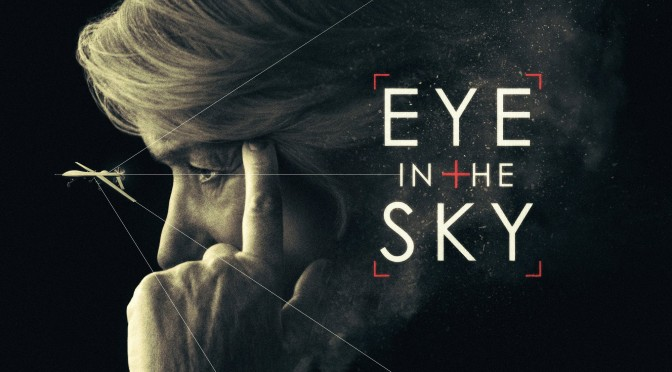 "Poster for the movie ""Eye in the Sky"""