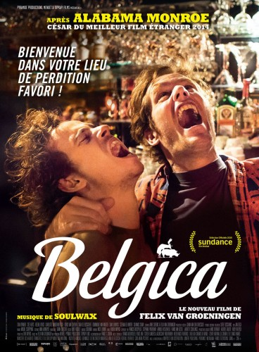 "Poster for the movie ""Belgica"""